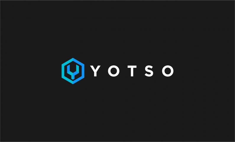 Yotso - Abstract 5-letter domain name