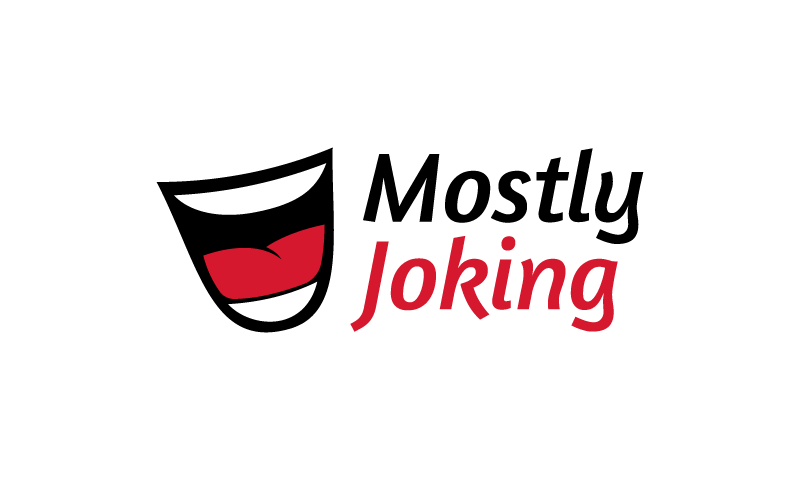 Mostlyjoking - Appealing domain name for sale