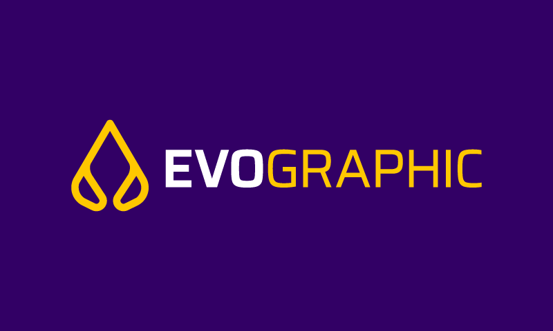 Evographic - Potential brand name for sale