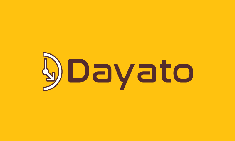 Dayato - Technology domain name for sale
