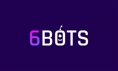 6bots - Technology business name for sale