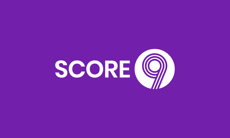 Score9 - Professional networking company name for sale