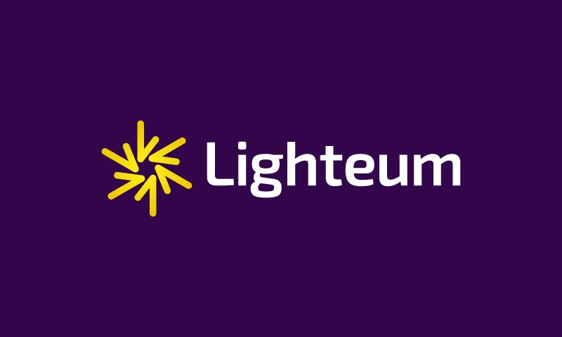 Lighteum logo