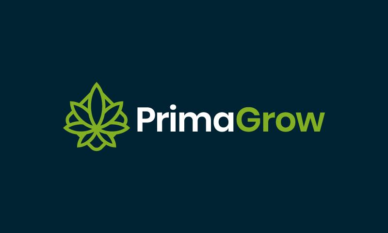 PrimaGrow logo