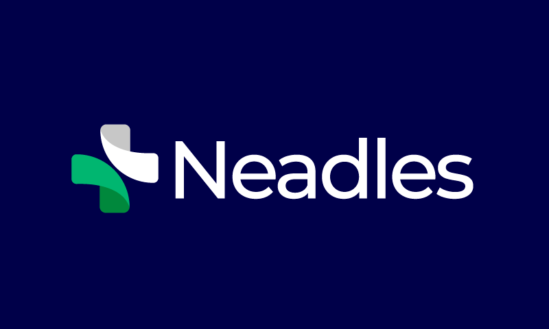 Neadles - E-learning business name for sale