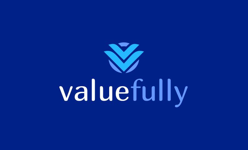 ValueFully logo - Original name for sale