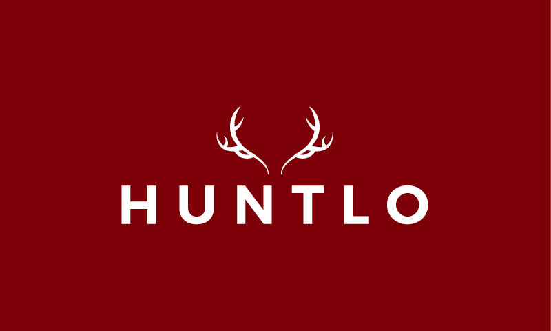 Huntlo - E-commerce company name for sale