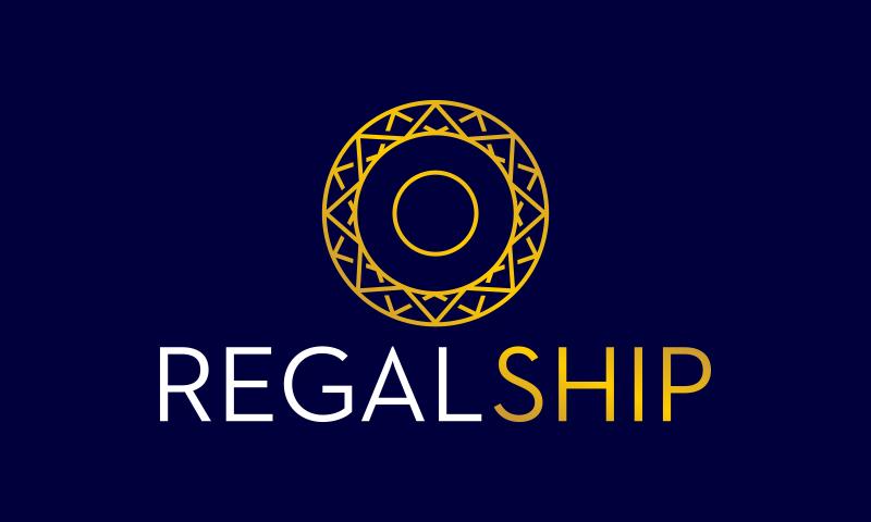 Regalship - E-commerce business name for sale
