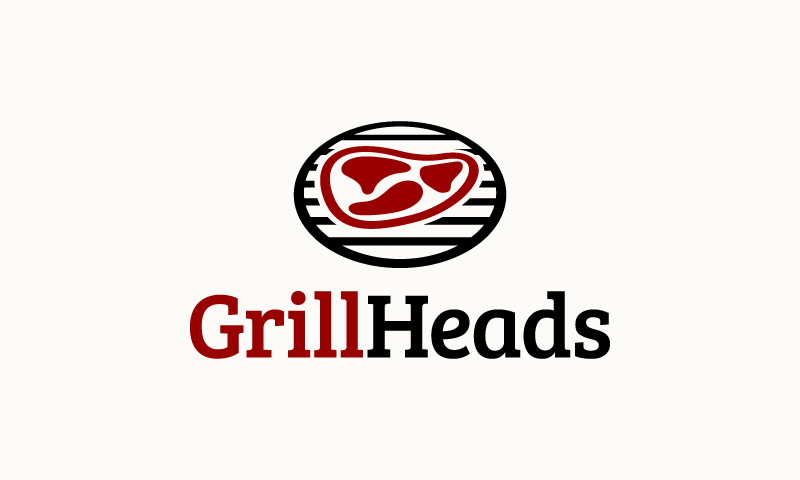 Grillheads - Food and drink product name for sale