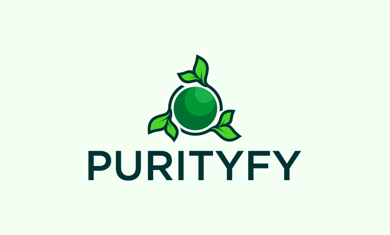 Purityfy - Green industry company name for sale