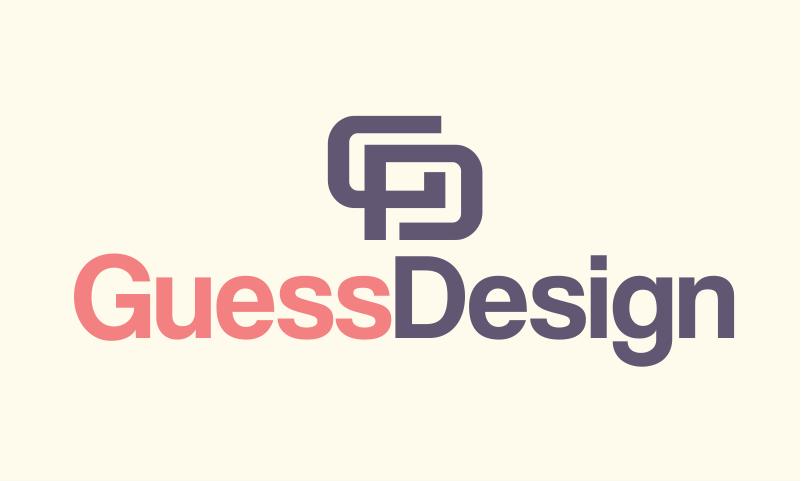 Guessdesign - Design domain name for sale