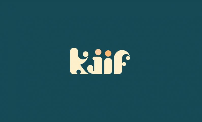 Kjif - Social business name for sale