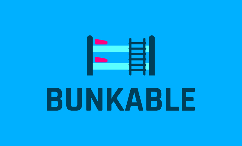 Bunkable - Interior design domain name for sale