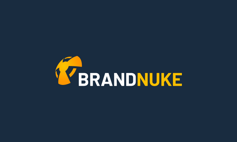 Brandnuke - Marketing domain name for sale