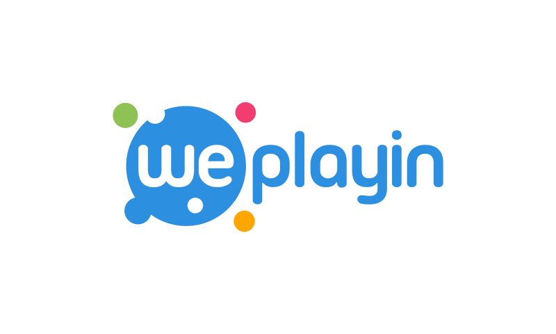 Weplayin - Retail startup name for sale