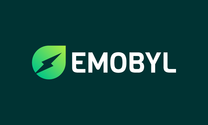 Emobyl - Technology domain name for sale
