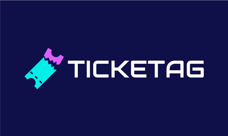 Ticketag - Events startup name for sale