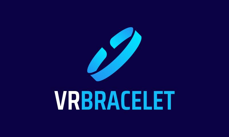 vrbracelet logo
