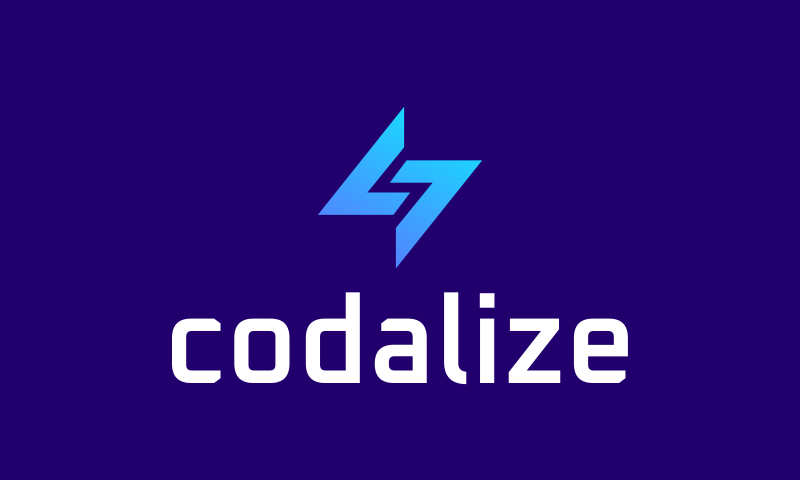 Codalize - Software brand name for sale