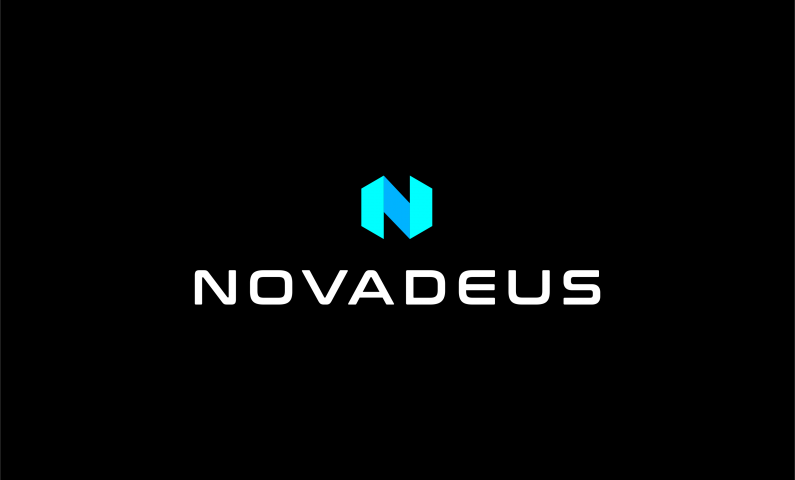Novadeus - Logistics domain name for sale