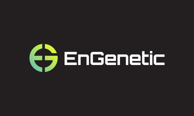 Engenetic - Biotechnology brand name for sale