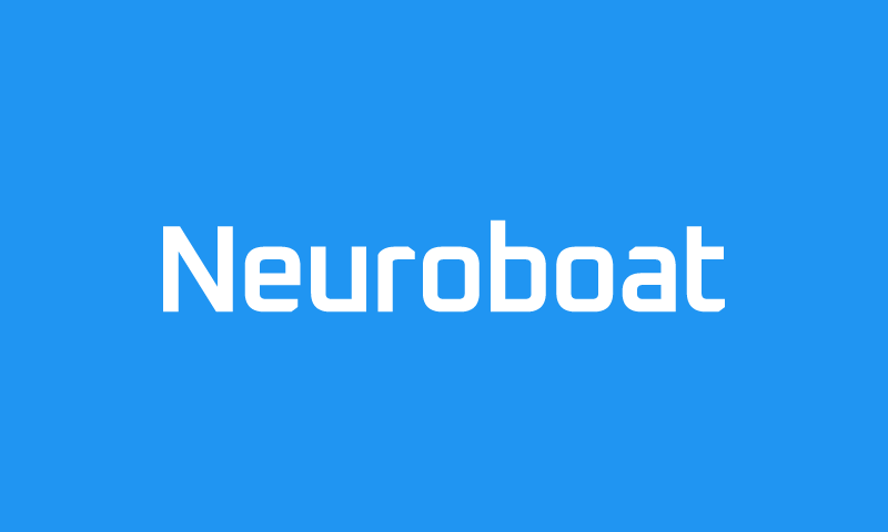 Neuroboat - Engineering startup name for sale