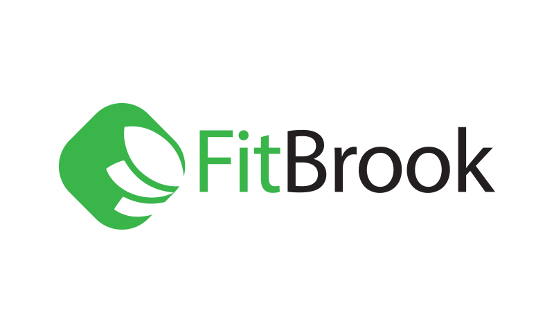 Fitbrook - Fitness startup name for sale