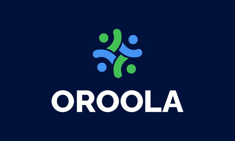 Oroola - Health brand name for sale