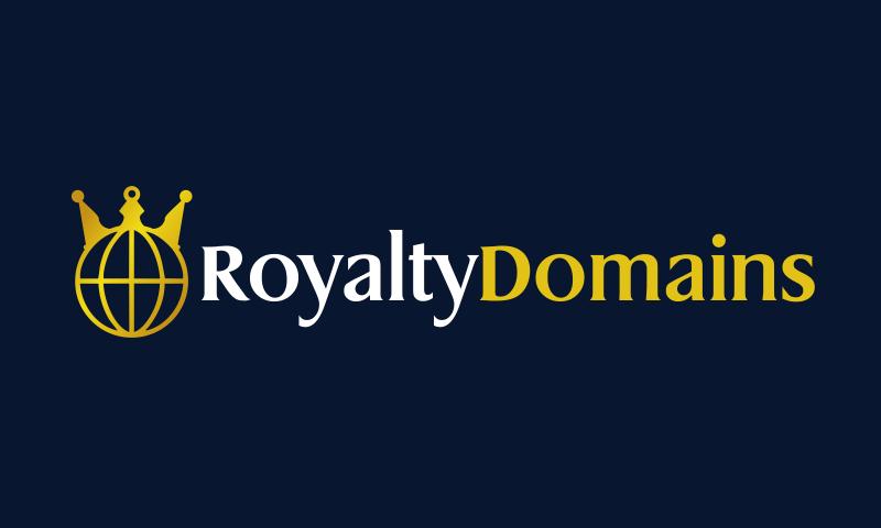 Royaltydomains - Marketing startup name for sale