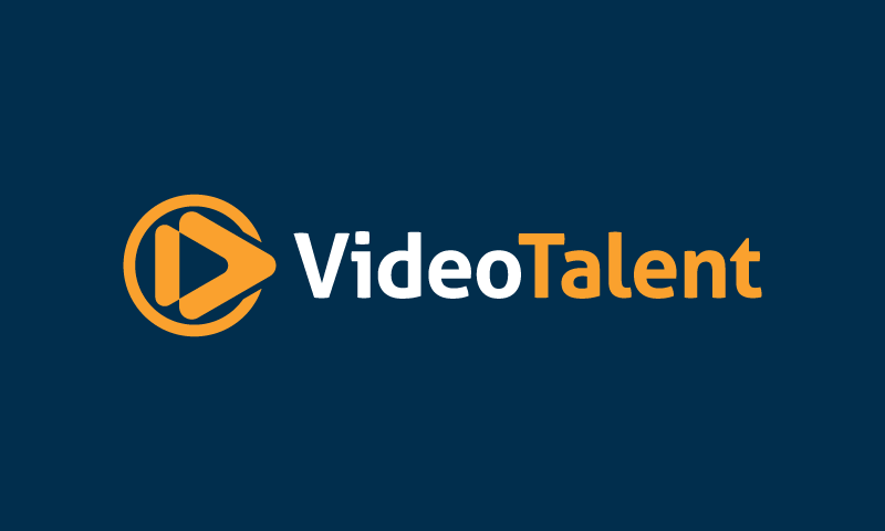 Videotalent - Video domain name for sale