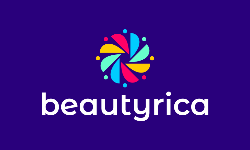 Beautyrica - Beauty business name for sale
