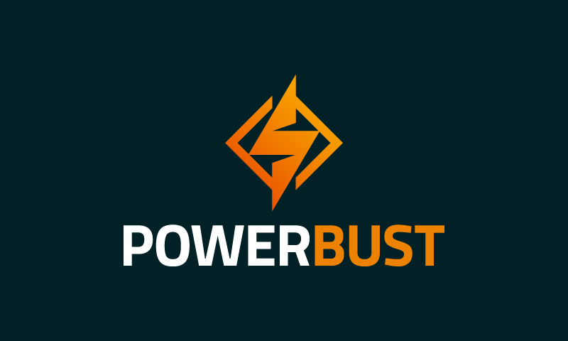 Powerbust - Energy business name for sale