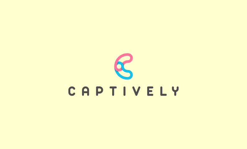 captively logo