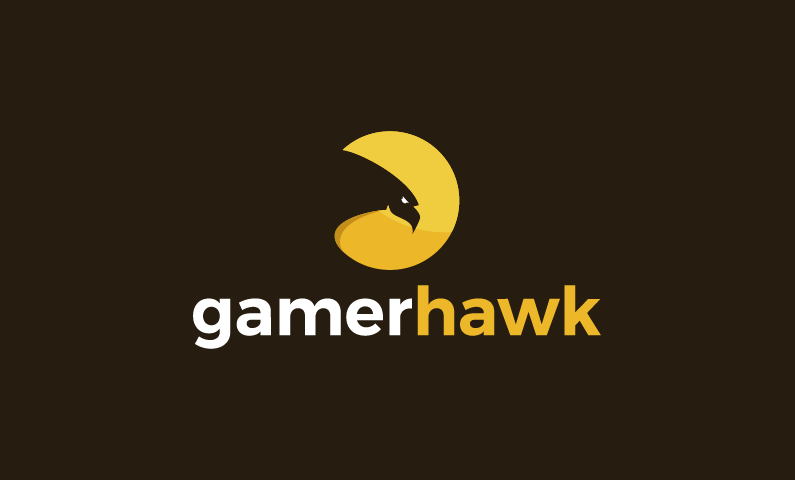 Gamerhawk - Online games domain name for sale