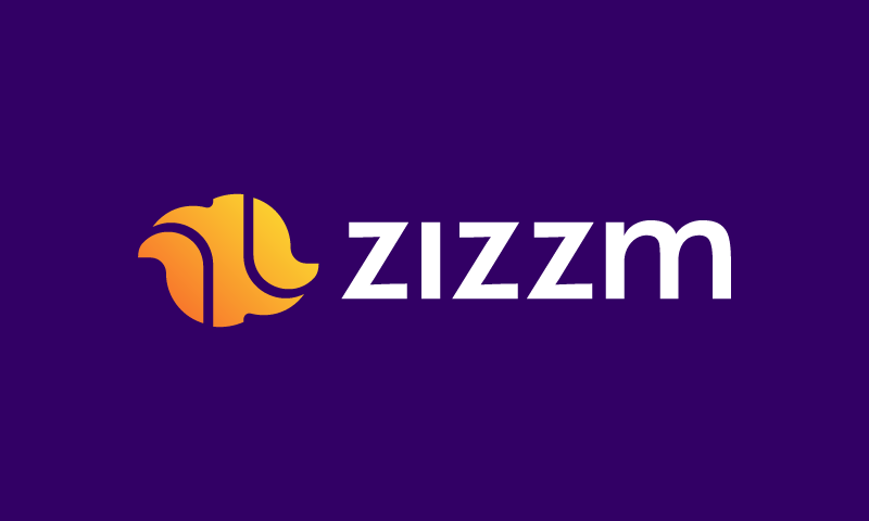 Zizzm - Cryptocurrency domain name for sale