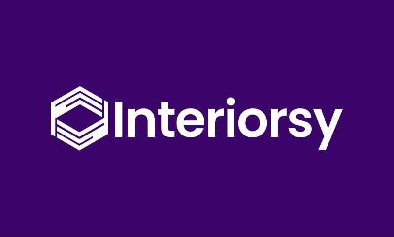 Interiorsy - Modern brand name for sale
