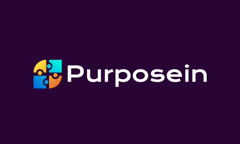 Purposein - Biotechnology brand name for sale