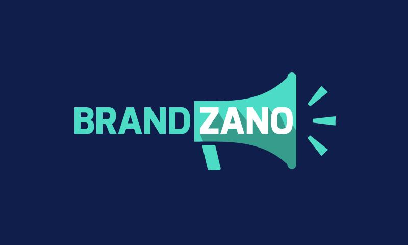Brandzano - Marketing business name for sale