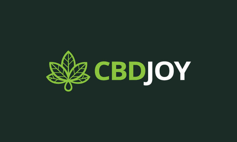 Cbdjoy - Cannabis startup name for sale