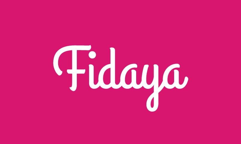 Fidaya - E-commerce company name for sale