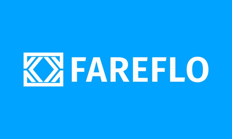 Fareflo - Healthcare startup name for sale
