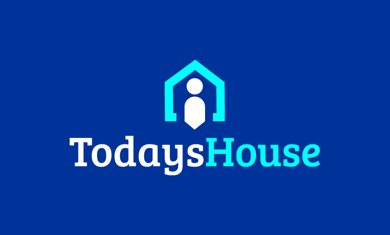 Todayshouse - Real estate domain name for sale
