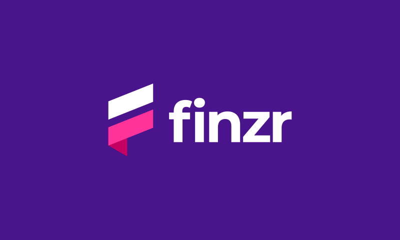 Finzr - Finance product name for sale