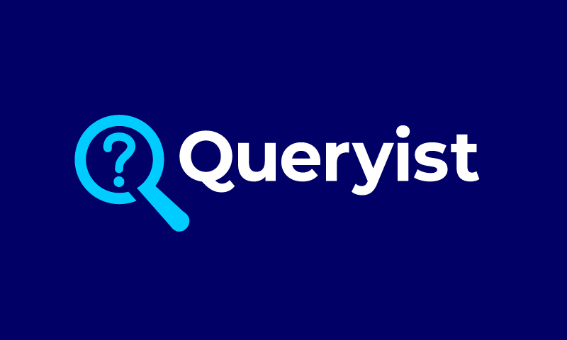 Queryist - Business domain name for sale