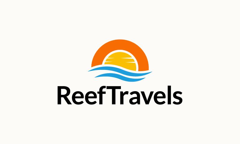 Reeftravels - Travel startup name for sale