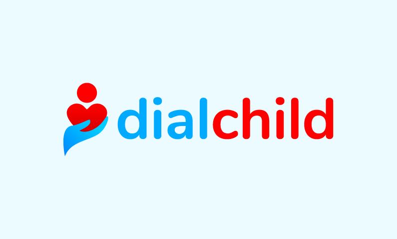 Dialchild - Childcare brand name for sale