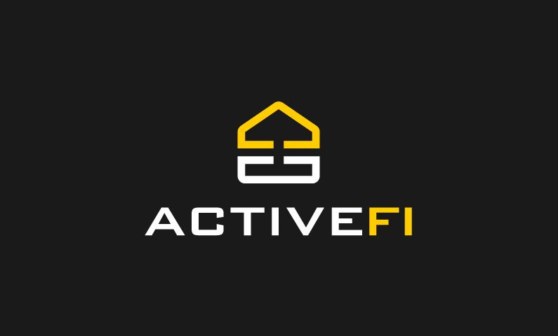 Activefi - Electronics company name for sale