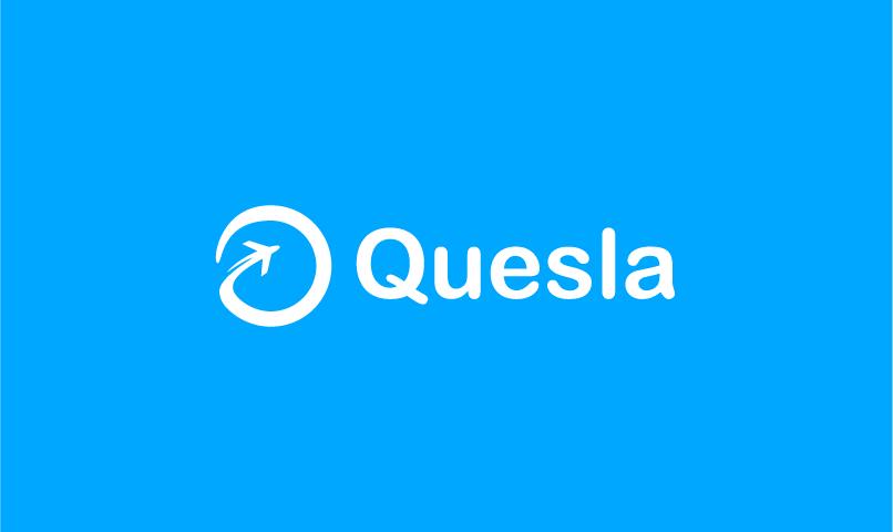 Quesla - Travel company name for sale