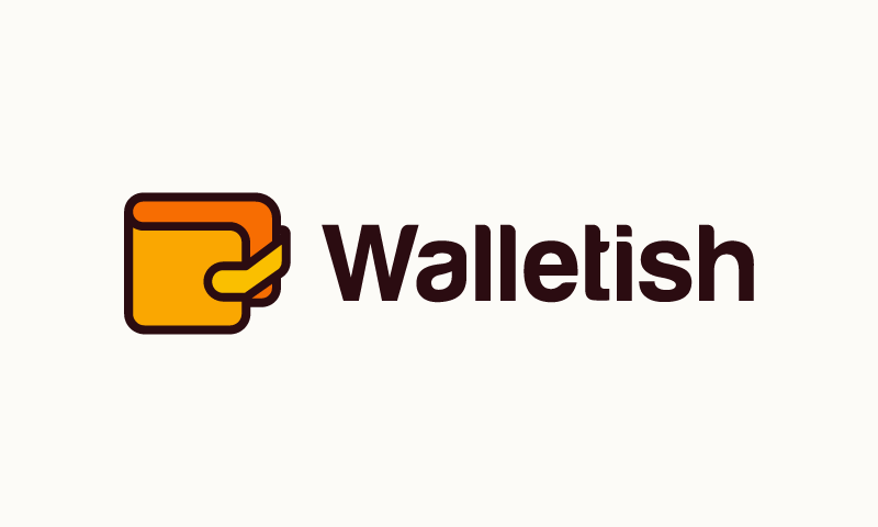 Walletish - Cryptocurrency company name for sale