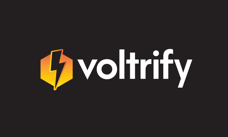 Voltrify - Technology domain name for sale